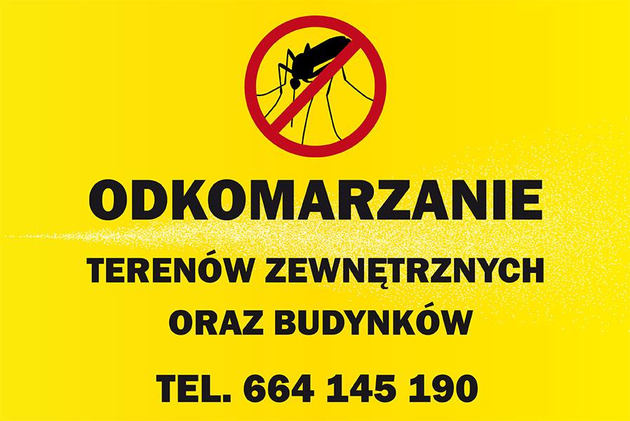 odkomarzanie Opole